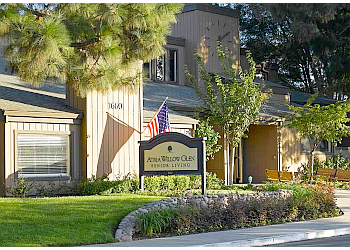 San Jose assisted living facility Atria Willow Glen