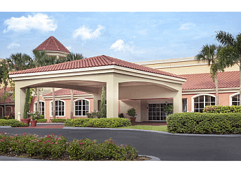 Fort Lauderdale assisted living facility Atria Willow Wood