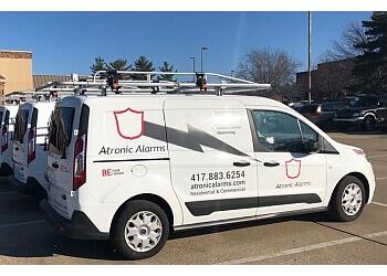 Springfield security system Atronic Alarms