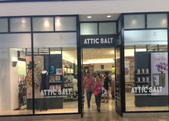 Chandler gift shop Attic Salt