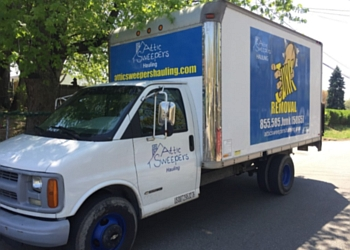 Baltimore junk removal Attic Sweepers Hauling & Junk Removal