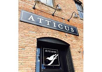 Spokane cafe Atticus Coffee & Gifts