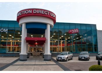 Raleigh used car dealer Auction Direct USA