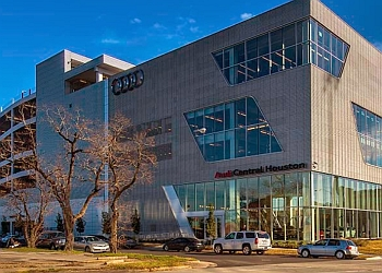 Houston car dealership Audi Central Houston
