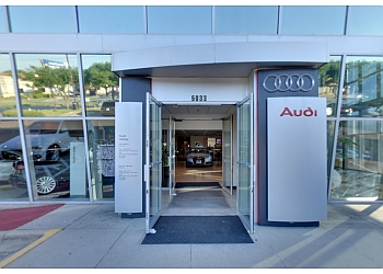 Dallas car dealership Audi Dallas