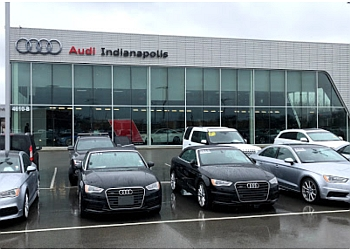 Indianapolis car dealership AUDI INDIANAPOLIS