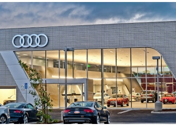 Torrance car dealership Audi Pacific