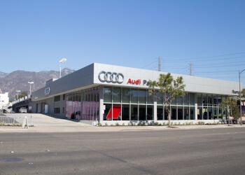 Pasadena car dealership Audi Pasadena