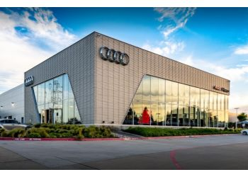 Plano car dealership Audi Plano