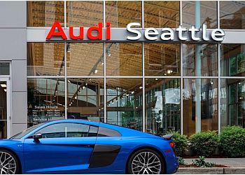 Best Car Dealerships In Seattle WA ThreeBestRated - Audi seattle