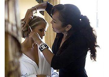 Washington makeup artist Audrey Bethards, Hair and Makeup, Inc.