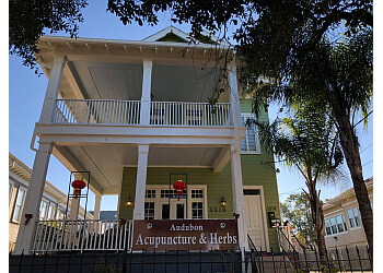 New Orleans acupuncture Audubon Acupuncture & Herbs