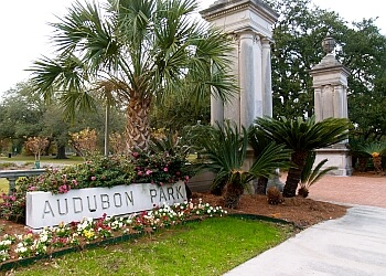 New Orleans public park Audubon Park