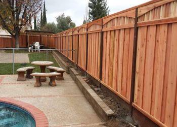 Augusta fencing contractor Augusta Fencing, LLC