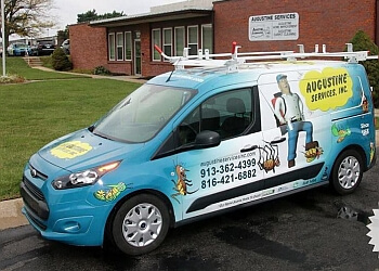 Overland Park pest control company Augustine Services, Inc.