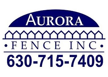 Aurora fencing contractor Aurora Fence Inc.