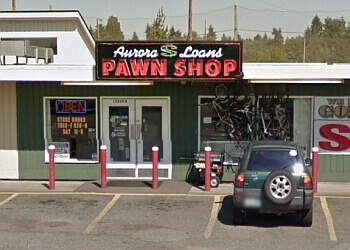 Seattle pawn shop Aurora Loans
