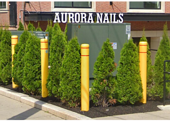 Providence nail salon Aurora Nails