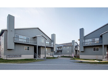 Anchorage apartments for rent Aurora Park Townhomes