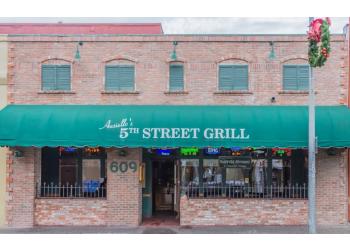 Santa Rosa sports bar Ausiello's 5th Street Grill
