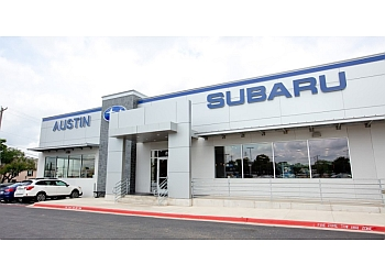 Austin car dealership AUSTIN SUBARU