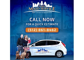 Austin house cleaning service Austin's Maid Service