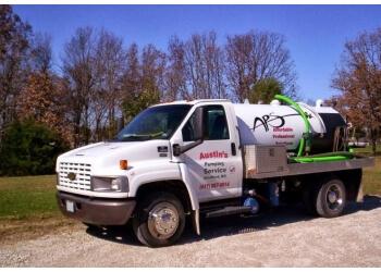 Springfield septic tank service Austin's Pumping Service
