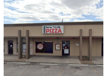Corpus Christi pizza place Authentic New York Pizza