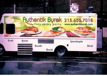 Philadelphia food truck Authentik Byrek