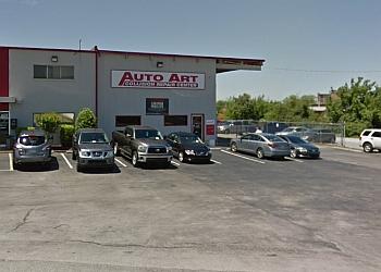 Nashville auto body shop Auto Art Body Shop