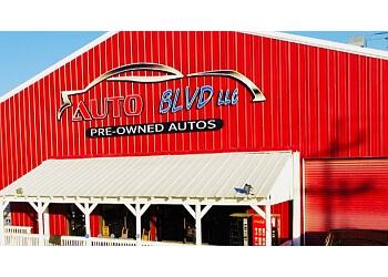 San Antonio used car dealer Auto Blvd II