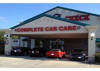 Houston car repair shop Auto Check