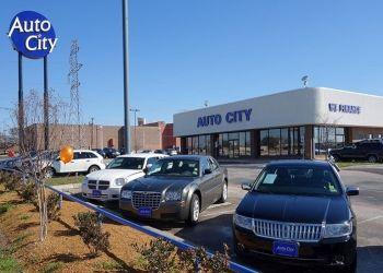 Dallas used car dealer Auto City Credit