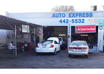 Sacramento car repair shop Auto Express
