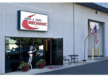 Modesto car repair shop Auto & Fleet Mechanic