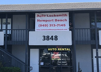 Newport Beach locksmith Auto Locksmith