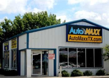 Fort Worth used car dealer AutoMaxx