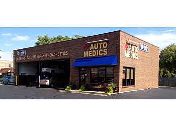 Joliet car repair shop Auto Medics