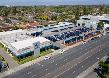 Santa Clara car dealership AutoNation Acura Stevens Creek