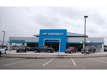 Corpus Christi car dealership AutoNation Chevrolet North Corpus Christi