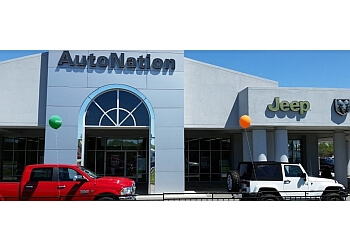Columbus car dealership AutoNation Chrysler Dodge Jeep Ram