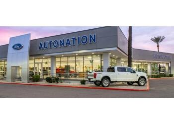 Scottsdale car dealership AutoNation Ford Scottsdale
