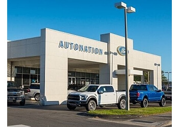 St Petersburg car dealership AutoNation Ford St. Petersburg