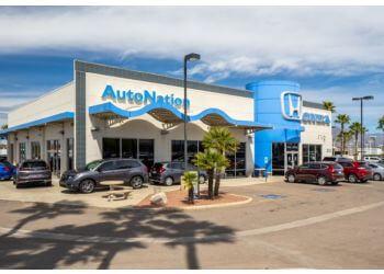 Tucson car dealership AutoNation Honda