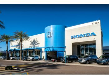 Chandler car dealership AutoNation Honda