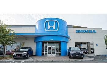 Fremont car dealership AutoNation Honda Fremont