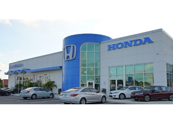 Hollywood car dealership AutoNation Honda Hollywood