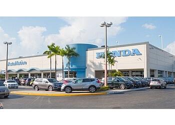 Hialeah car dealership AutoNation Honda Miami Lakes