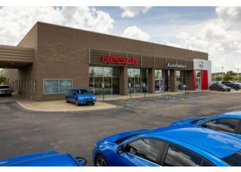 Memphis car dealership AutoNation Nissan Memphis