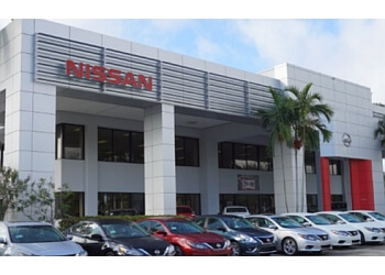 Pembroke Pines car dealership AutoNation Nissan Pembroke Pines